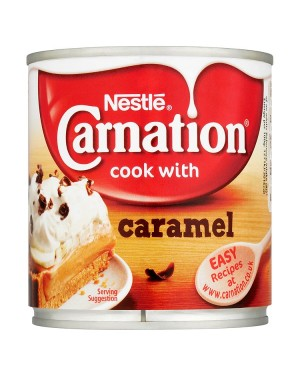 M3 Distribution Services Bulk Wholesale Nestle Carnation Caramel 397g