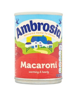 M3 Distribution Wholesale Food Ambrosia Macaroni 400g