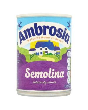 M3 Distribution Wholesale Food Ambrosia Semolina 400g
