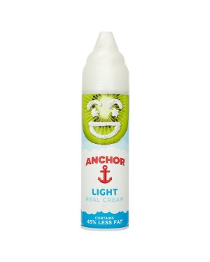 M3 Distribution Services Anchor Squirty Cream Light 250g