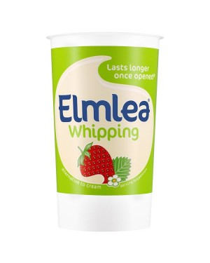 M3 Distribution Services Irish Food Wholesaler Elmlea Whipping Cream (6x284ml)