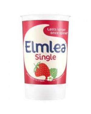 M3 Distribution Services Irish Food Wholesaler Elmlea Single Cream  (6x284ml)