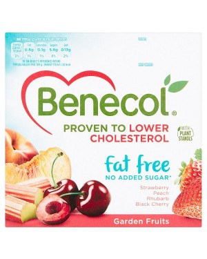 Benecol Garden Fruit Yogurt (6x4X125 G)