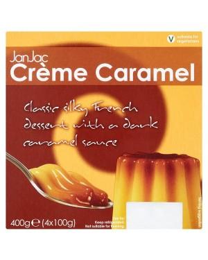 M3 Distribution Services JanJac Crème Caramel 4pack