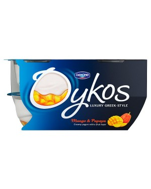Danone Oykos Mango Papaya (4x4X110 G)