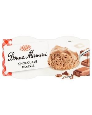 M3 Distribution Services Bonne Maman 2 Chocolate Mousse