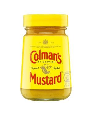 M3 Distribution Services Bulk Food Wholesaler Colman's English Mustard 100g