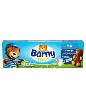 M3 Distribution Services Irish Food Wholesaler Barny Milk Sponge Bears 5pack