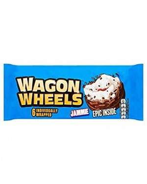 M3 Distribution Services Irish Food Wholesaler Burtons Jammie Wagon Wheels PMÃÆÃÃ