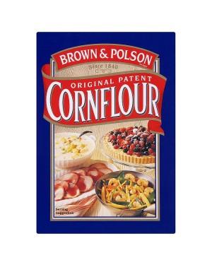 M3 Distribution Services Bulk Irish Wholesale Brown & Polson Cornflour 250g