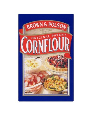 M3 Distribution Services Bulk Irish Wholesale Brown & Polson Cornflour 500g