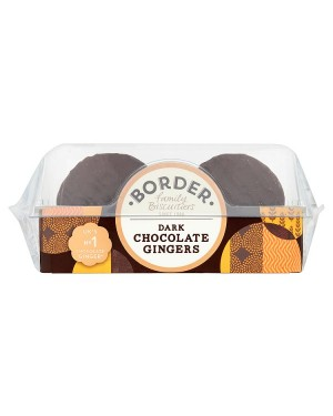 M3 Distribution Services Irish Food Wholesaler Border Dark Chocolate Gingers