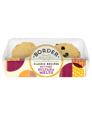 M3 Distribution Services Irish Food Wholesaler Border Butter Sultana Biscuits