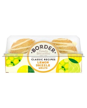 M3 Distribution Services Irish Food Wholesaler Border Lemon Drizzle Melts