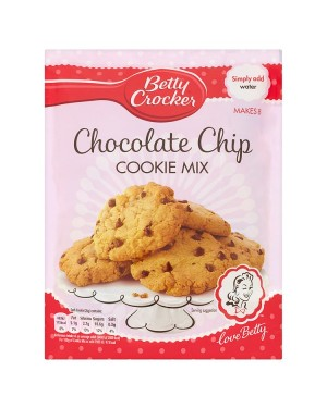 M3 Distribution Services Bulk Irish Wholesale Betty Crocker Chocolate Chip Cookie Mix 200g