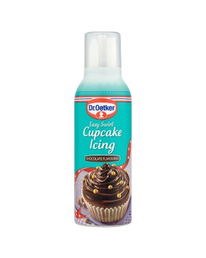 M3 Distribution Services Bulk Irish Wholesale Dr.Oetker Easy Swirl Cupcake Chocolate Icing 180g