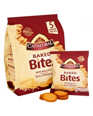 M3 Distribution Irish Wholesale Food Distributor Cathedral City Baked Bites 5pack