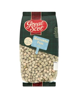 M3 Distribution Services Bulk Food Ireland Great Scot Marrowfat Peas 500g