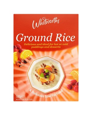 M3 Distribution Services Wholesale Food Whitworths Ground Rice 500g