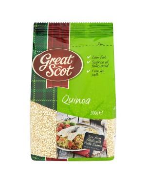 M3 Distribution Services Wholesale Food Great Scot Quinoa 300g