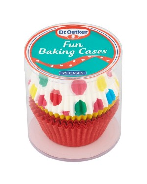 M3 Distribution Services Bulk Irish Wholesale Dr.Oetker 75 Fun Baking Cases