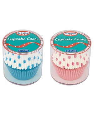 M3 Distribution Services Bulk Irish Wholesale Dr.Oetker 50 Cupcake Cases