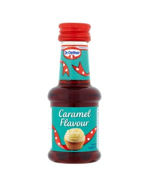 M3 Distribution Services Bulk Irish Wholesale Dr.Oetker Caramel Flavour 35ml