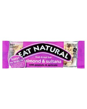 M3 Distribution Services Eat Natural Almond & Sultana Bar