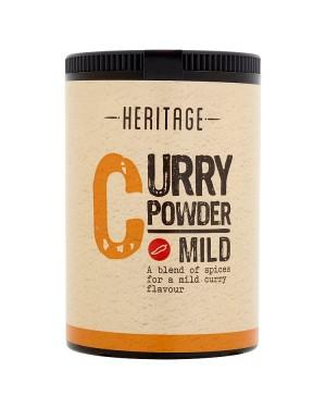 M3 Distribution Services Bulk Irish Wholesale Heritage Mild Curry Powder 50g