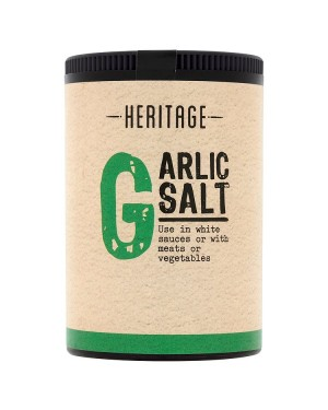 M3 Distribution Services Bulk Irish Wholesale Heritage Garlic Salt 100g