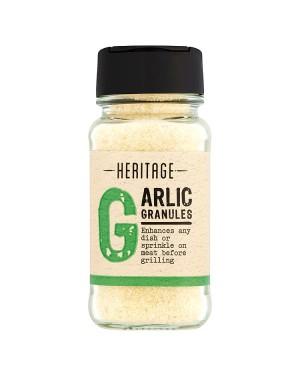 M3 Distribution Services Bulk Irish Wholesale Heritage Garlic Granules 60g