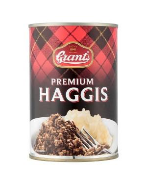 M3 Distribution Services Bulk Food Wholesale Grants Premium Haggis 392g