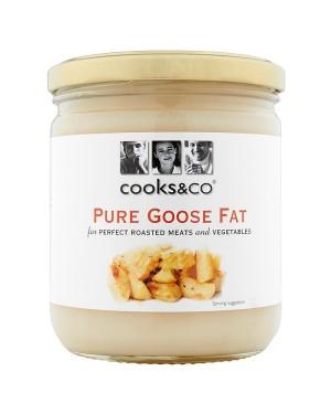 M3 Distribution Services Irish Food Wholesale Cooks & Co Goose Fat 320G
