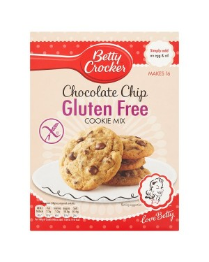 M3 Distribution Services Bulk Irish Wholesale Betty Crocker GF Chocolate Chip Cookie Mix 453g