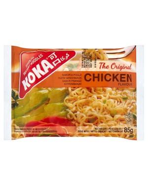 M3 Distribution Services Wholesale Food Koka Instant Chicken Flavour Noodles 85g