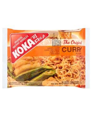 M3 Distribution Services Wholesale Food Koka Instant Curry Flavour Noodles 85g