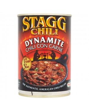M3 Distribution Services Bulk Food Wholesale Stagg Dynamite Chilli Con Carne 400g