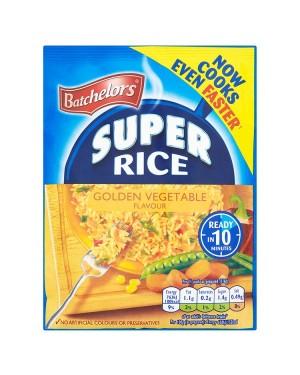 M3 Distribution Services Wholesale Food Batchelors Super Rice - Golden Vegetable Flavour 100g