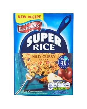 M3 Distribution Services Wholesale Food Batchelors Super Rice - Mild Curry Flavour 100g