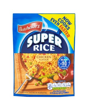 M3 Distribution Services Wholesale Food Batchelors Super Rice - Chicken Flavour 100g