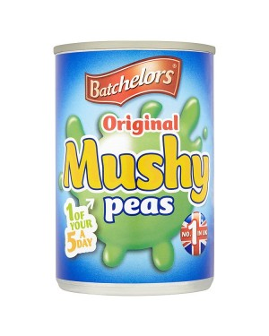 M3 Distribution Services Bulk Food Ireland Batchelors Original Mushy Peas 300g