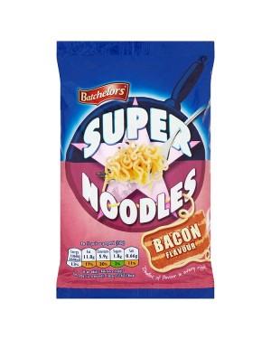 M3 Distribution Services Wholesale Food Batchelors Super Noodles - Bacon