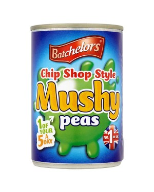 M3 Distribution Services Bulk Food Ireland Batchelors Chip Shop Mushy Peas 300g