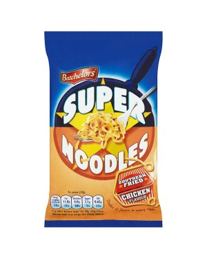 M3 Distribution Services Wholesale Food Batchelors Super Noodles - Southern Fried Chicken