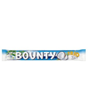 M3 Distribution Services Bulk Food Wholesaler Bounty Trio 85g