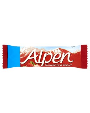 M3 Distribution Services Alpen Strawberry & Yogurt Bar PM39p