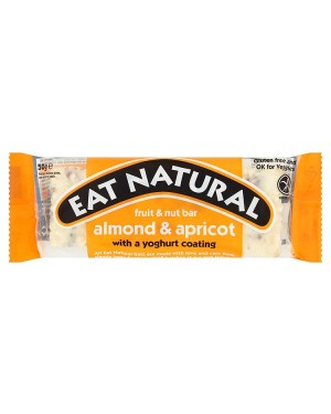 M3 Distribution Services Eat Natural Almond & Apricot Bar