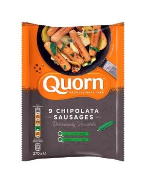 M3 Distribution Bulk Wholesale Food Quorn 9 Chipolata Sausages