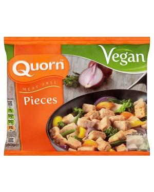 M3 Distribution Services Irish Food Wholesaler Quorn Vegan Pieces (8x280g)
