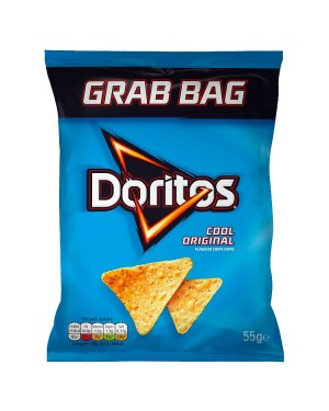 M3 Distribution Irish Wholesale Food Distributor Doritos Cool Original 55g